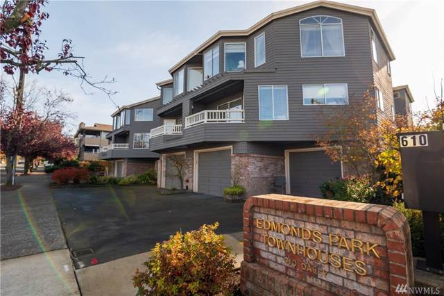 610 Daley St G, Edmonds, WA 98020 (#1538042) :: Canterwood Real Estate Team