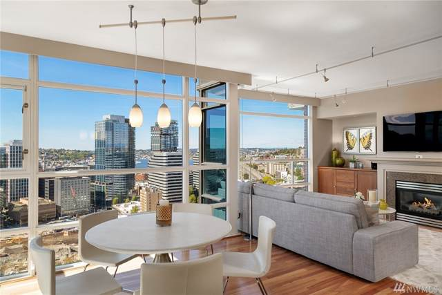 1420 Terry Ave #2201, Seattle, WA 98101 (#1538176) :: Real Estate Solutions Group