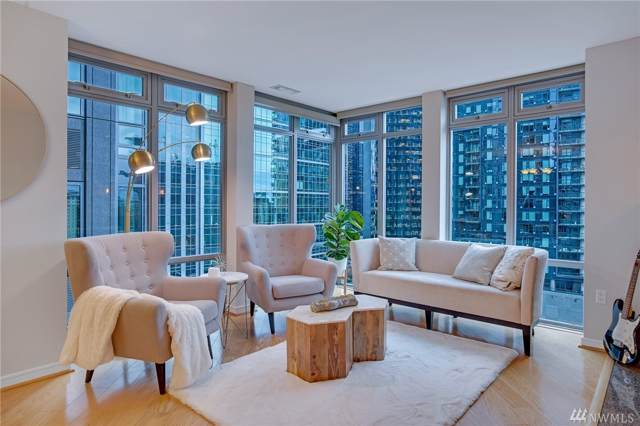 819 Virginia Street #1510, Seattle, WA 98101 (#1538281) :: Real Estate Solutions Group
