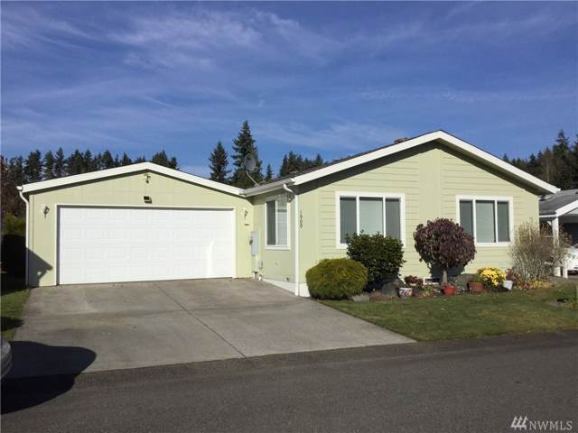 1909 139th St Ct E #160, Tacoma, WA 98445 (#1538328) :: Keller Williams Realty