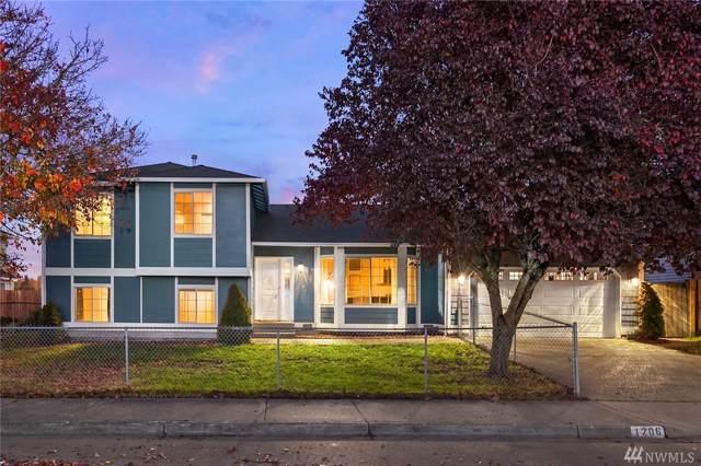 1206 E St SE, Auburn, WA 98002 (#1538415) :: McAuley Homes