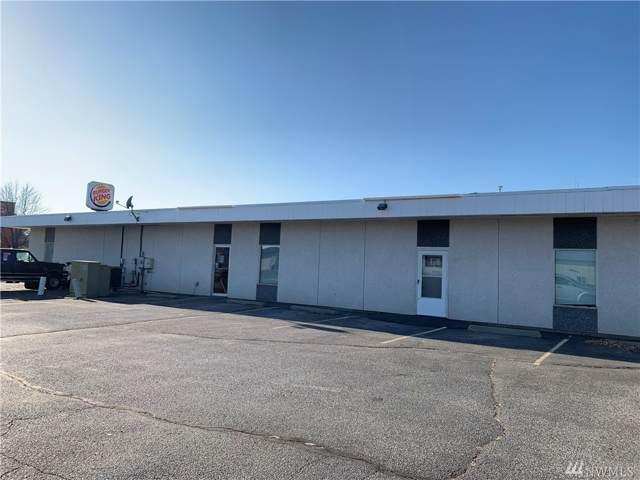 1250 Basin St SW, Ephrata, WA 98823 (#1538489) :: Crutcher Dennis - My Puget Sound Homes