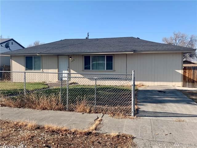 562 S Grand Dr, Moses Lake, WA 98837 (#1538506) :: Mosaic Home Group