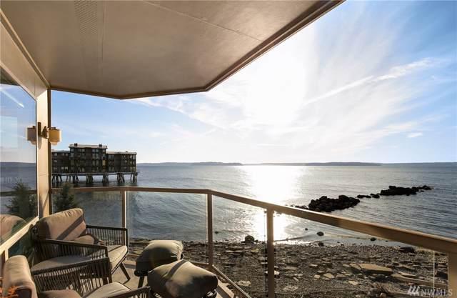 3633 Beach Dr SW #201, Seattle, WA 98116 (#1538638) :: Canterwood Real Estate Team