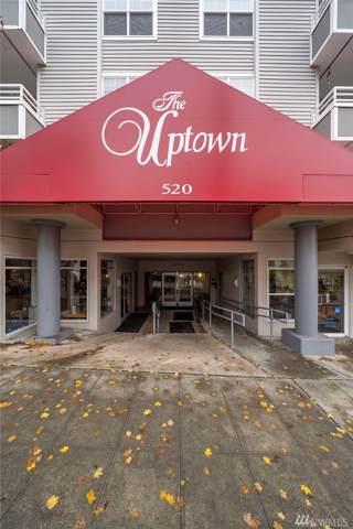 520 2nd Ave W #408, Seattle, WA 98119 (#1538955) :: Alchemy Real Estate