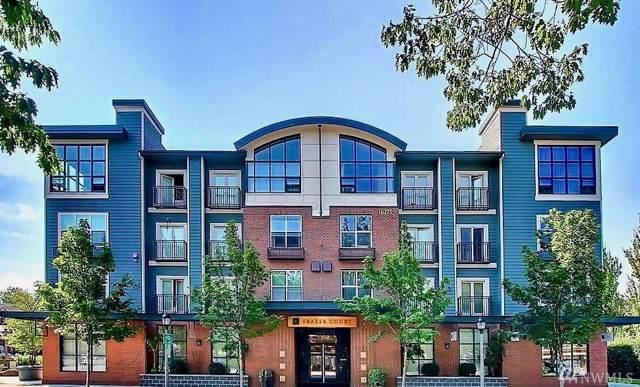 16275 NE 85th St #404, Redmond, WA 98052 (#1539009) :: Record Real Estate