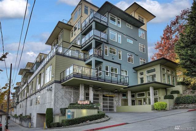 655 Crockett St A103, Seattle, WA 98109 (#1539045) :: Real Estate Solutions Group