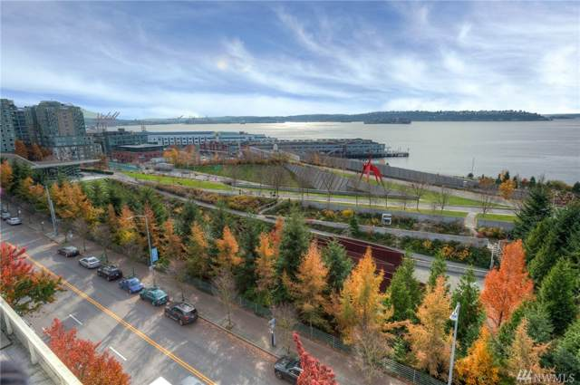 3028 Western Ave #416, Seattle, WA 98121 (#1539087) :: Northern Key Team