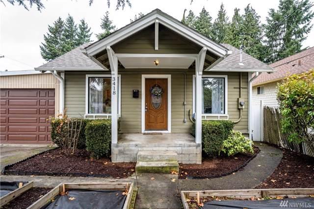 3418 S Monroe St, Tacoma, WA 98409 (#1539117) :: Keller Williams Realty