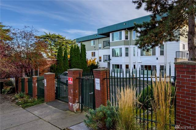 1819 E Denny Wy #105, Seattle, WA 98122 (#1539275) :: Real Estate Solutions Group
