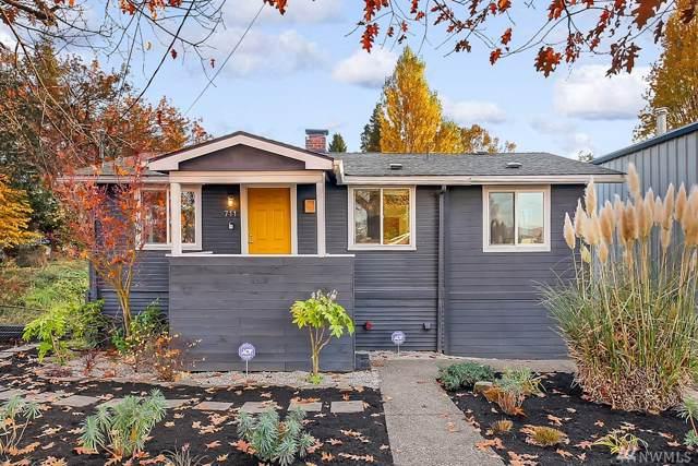 711 S Rose St, Seattle, WA 98108 (#1539284) :: Ben Kinney Real Estate Team