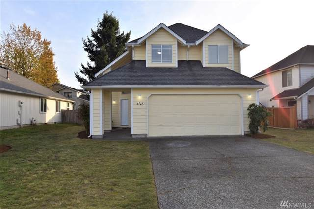 5927 55th Wy SE, Lacey, WA 98513 (#1539354) :: Mary Van Real Estate
