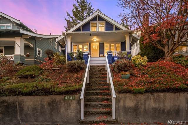 4747 Latona Ave NE, Seattle, WA 98105 (#1539357) :: Pickett Street Properties