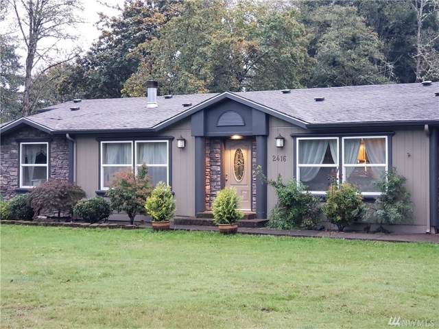 2416 Lewis River Rd, Woodland, WA 98674 (#1539517) :: Ben Kinney Real Estate Team