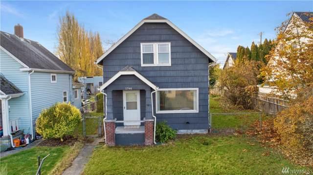 1744 S Ainsworth Ave, Tacoma, WA 98405 (#1539575) :: Keller Williams Realty
