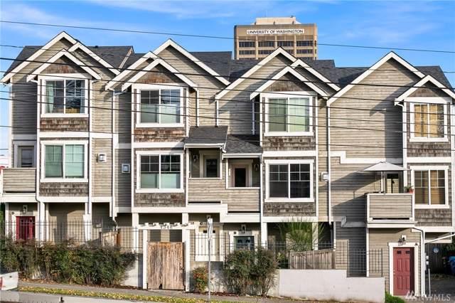 4346 7th Ave NE C, Seattle, WA 98105 (#1539721) :: Record Real Estate