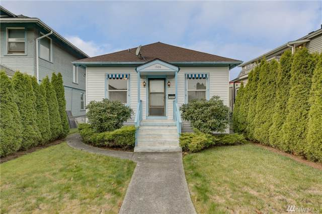 1506 Walnut St, Everett, WA 98201 (#1539791) :: Ben Kinney Real Estate Team