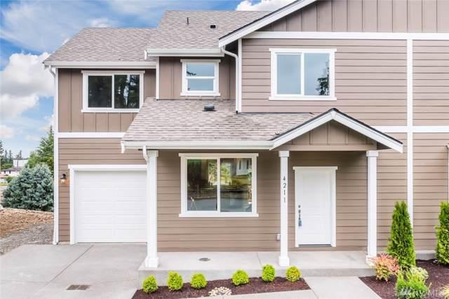 4203 202nd St Ct E #2, Spanaway, WA 98387 (#1539863) :: Mosaic Home Group