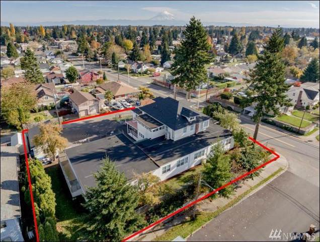 515 S 64th St, Tacoma, WA 98408 (#1539899) :: Ben Kinney Real Estate Team