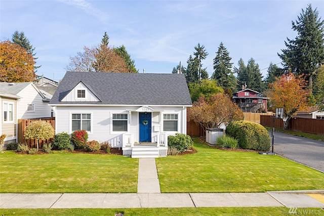 1253 S Verde St, Tacoma, WA 98405 (#1539914) :: Canterwood Real Estate Team