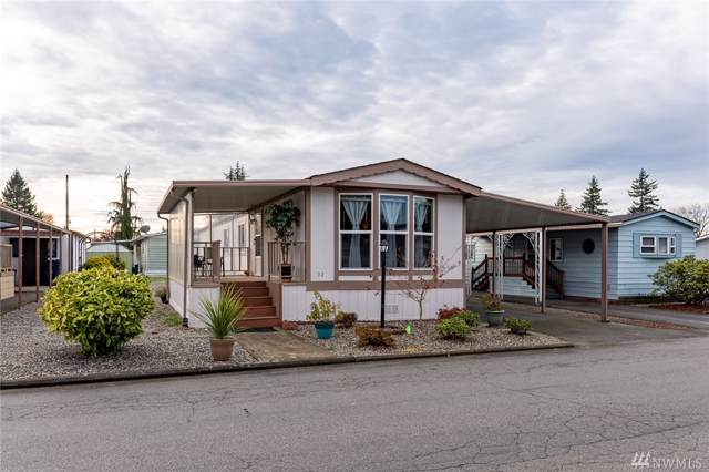 4401 80th St NE #22, Marysville, WA 98270 (#1539995) :: Record Real Estate