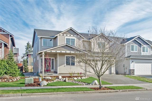15216 Kayla St SE, Yelm, WA 98597 (#1540078) :: Chris Cross Real Estate Group