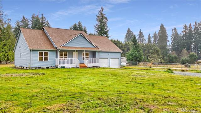 13415 240th St E, Graham, WA 98338 (#1540080) :: Keller Williams Realty