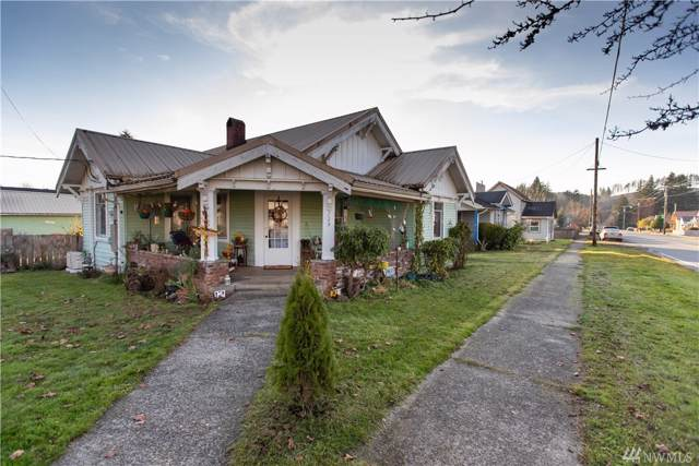 203 W 4th St, Pe Ell, WA 98572 (#1540155) :: Lucas Pinto Real Estate Group