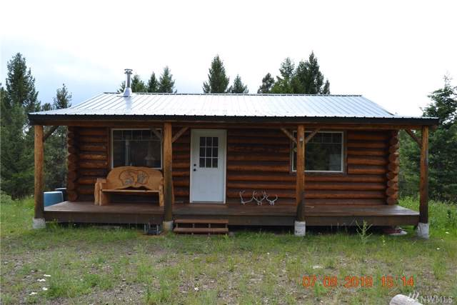 100 Eagle Crest Mtn. Rd, Oroville, WA 98844 (#1540162) :: Mike & Sandi Nelson Real Estate