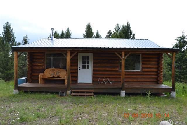 100 Eagle Crest Mtn. Rd, Oroville, WA 98844 (#1540162) :: Ben Kinney Real Estate Team