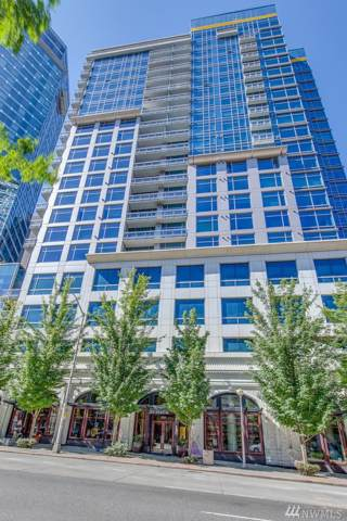 2033 2nd Ave #1010, Seattle, WA 98121 (#1540272) :: Canterwood Real Estate Team