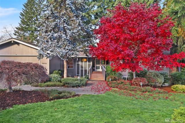 14436 NE 12th Place, Bellevue, WA 98007 (#1540354) :: Keller Williams Realty