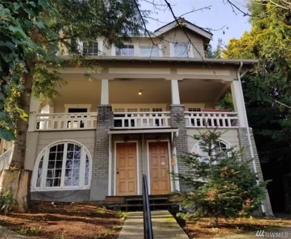 5219 22nd Ave NE, Seattle, WA 98105 (#1540436) :: Record Real Estate