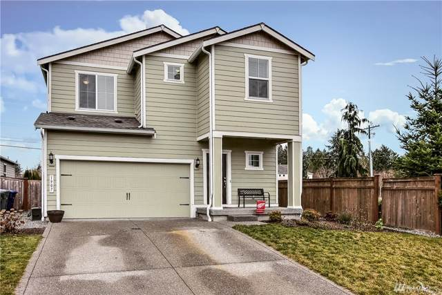 1907 E 192nd Street Ct E, Spanaway, WA 98387 (#1540539) :: Keller Williams Realty