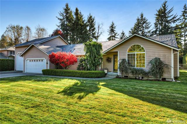 12218 145th St E, Puyallup, WA 98374 (#1540575) :: Mary Van Real Estate