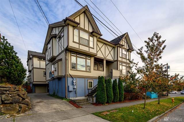 8234 17th Ave NE B, Seattle, WA 98115 (#1540584) :: KW North Seattle