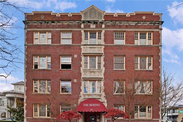 233 14th Ave E #404, Seattle, WA 98112 (#1540627) :: Mary Van Real Estate