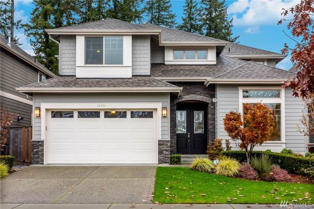 22532 SE 32nd St, Sammamish, WA 98075 (#1540630) :: Real Estate Solutions Group