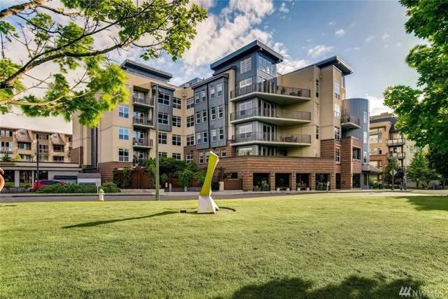 7800 SE 27th St #401, Mercer Island, WA 98040 (MLS #1540672) :: Lucido Global Portland Vancouver