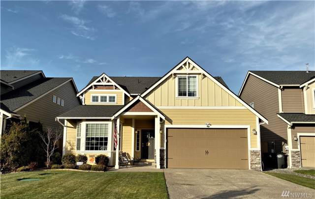 14420 99th Ave SE, Yelm, WA 98597 (#1540688) :: Chris Cross Real Estate Group