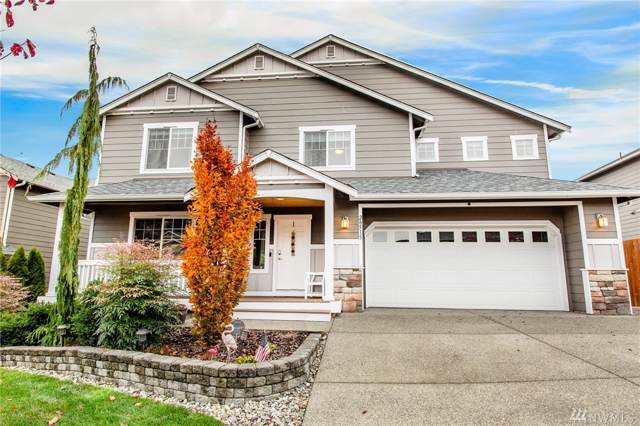 28515 75th Dr NW, Stanwood, WA 98292 (#1540752) :: Real Estate Solutions Group