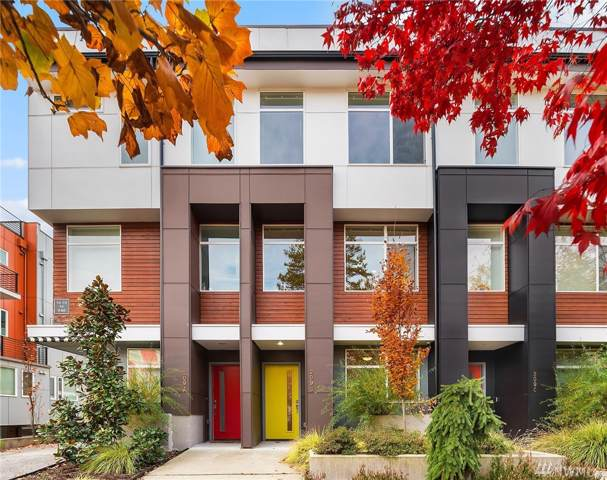209 13th Ave E B, Seattle, WA 98102 (#1540962) :: Better Homes and Gardens Real Estate McKenzie Group