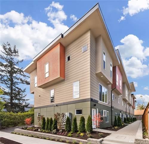 1540 NE 175th St F, Shoreline, WA 98155 (#1540991) :: Ben Kinney Real Estate Team
