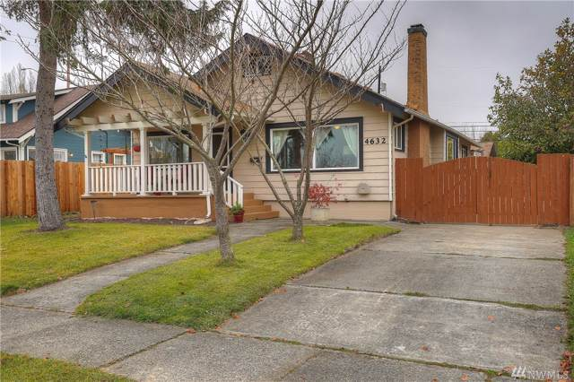 4632 S Fawcett Ave, Tacoma, WA 98408 (#1541000) :: Canterwood Real Estate Team