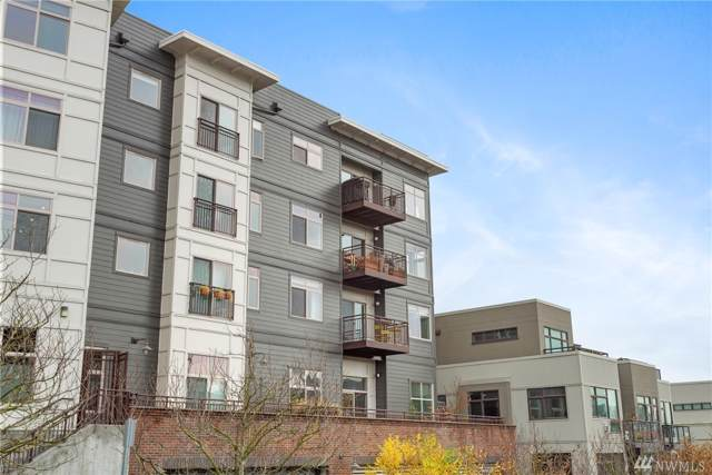 3333 N Wallingford Ave #206, Seattle, WA 98103 (#1541111) :: Keller Williams Western Realty