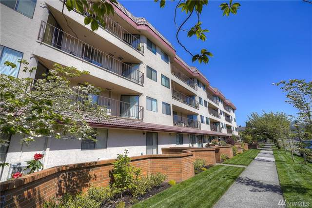 909 N I St #202, Tacoma, WA 98403 (#1541120) :: Commencement Bay Brokers