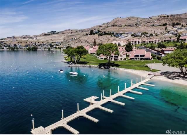 100 Lake Chelan Shores 19-3, Chelan, WA 98816 (MLS #1541210) :: Nick McLean Real Estate Group