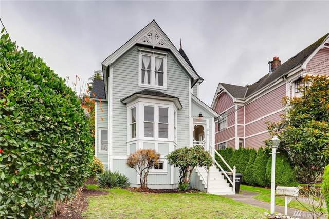 2016 14th Ave W, Seattle, WA 98119 (#1541212) :: Real Estate Solutions Group