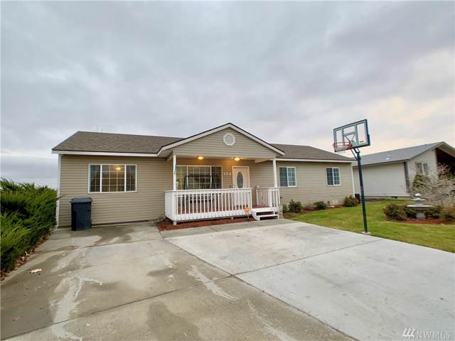 324 6th Ave SE, Ephrata, WA 98823 (MLS #1541322) :: Nick McLean Real Estate Group
