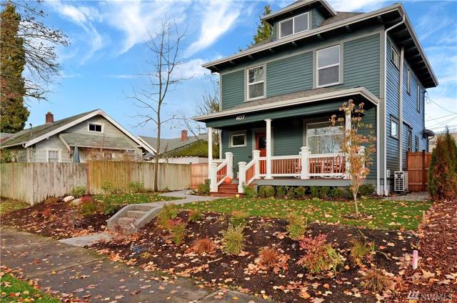 407 S M St, Tacoma, WA 98405 (#1541375) :: Better Homes and Gardens Real Estate McKenzie Group